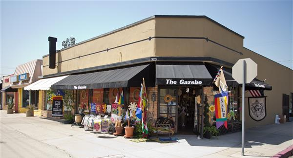 The Gazebo Business Exterior